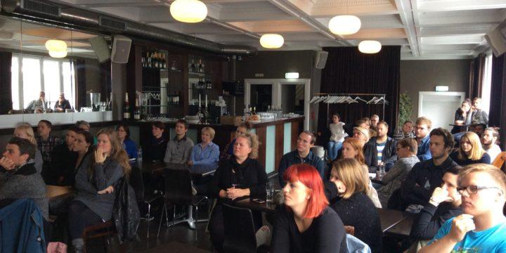 Aðalfundur FFF – Fundargerð